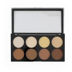 Makeup Revolution London Paleta corectoare Iconic Pro- Lights and Contour