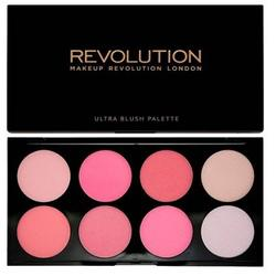 Makeup Revolution London Paleta blush Ultra Blush - All About Pink
