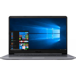 Ultrabook ASUS 15.6'' VivoBook S15 S510UA, FHD, Intel Core i5-8250U, 4GB DDR4, 500GB, GMA UHD 620, Win 10 Pro, Grey