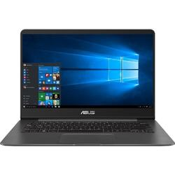 Ultrabook ASUS 14'' ZenBook UX430UA, FHD, Procesor Intel Core i5-8250U, 8GB DDR4, 256GB SSD, GMA UHD 620, Win 10 Pro, Grey