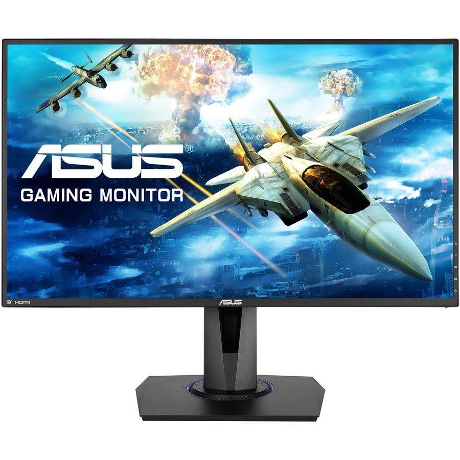 Monitor LED ASUS Gaming VG275Q 27 inch 1 ms Black FreeSync 75Hz