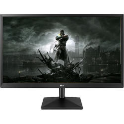 Monitor LED LG Gaming 27MK400H 27 inch 2 ms Black FreeSync 75Hz
