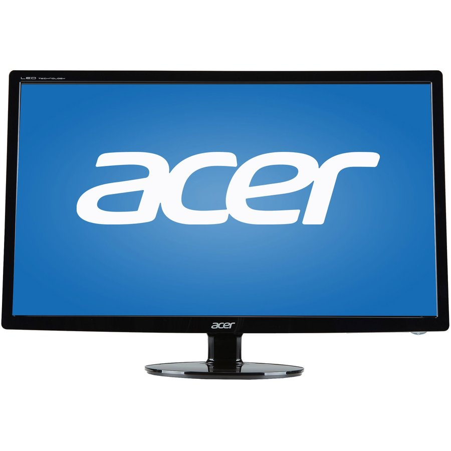 Monitor LED Acer S271HLDBID 27 inch 6 ms Black