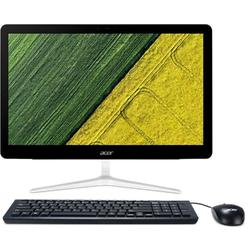 "Sistem All-In-One Acer 23.8"" Aspire Z24-880, FHD, Procesor Intel Core i3-7100T 3.4GHz Kaby Lake, 4GB, 1TB HDD, GMA HD 630, Endless OS"