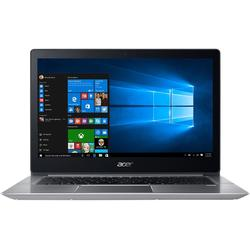 Ultrabook Acer 14'' Swift 3 SF314-52, FHD IPS, Procesor Intel Core i7-8550U, 8GB, 256GB SSD, GMA UHD 620, Win 10 Home, Silver