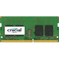 Memorie notebook Crucial 8GB, DDR4, 2400MHz, CL17, 1.2v, Single Ranked x8