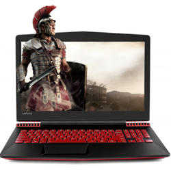 Laptop Lenovo Gaming 15.6'' Legion Y520, FHD IPS, Procesor Intel Core i5-7300HQ, 8GB DDR4, 256GB SSD, GeForce GTX 1050 Ti 4GB, FreeDos, Red, Backlit, 2Yr