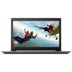 Laptop Lenovo 15.6'' IdeaPad 320 IAP, HD, Procesor Intel Celeron N3350, 2GB, 500GB, GMA HD 500, FreeDos, Platinum Grey, no ODD