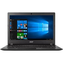 Laptop Acer 14'' Aspire A114-31, HD, Procesor Intel Celeron N3350, 4GB, 64GB eMMC, GMA HD 500, Win 10 Home, Black