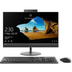 Sistem All-In-One Lenovo 23.8'' IdeaCentre 520, FHD,  Intel Core I3-6006U 2.0GHz SkyLake, 8GB, 1TB HDD, GMA HD 520, FreeDos