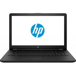 Laptop HP 15.6'' 15-bs102nq, FHD, Procesor Intel Core i5-8250U, 6GB DDR4, 1TB, Radeon 520 2GB, FreeDos, Black