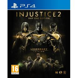 INJUSTICE 2 LEGENDARY STEELBOOK EDITION - PS4