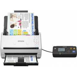 Scaner Epson WorkForce DS-530N, Format A4, tip sheetfed