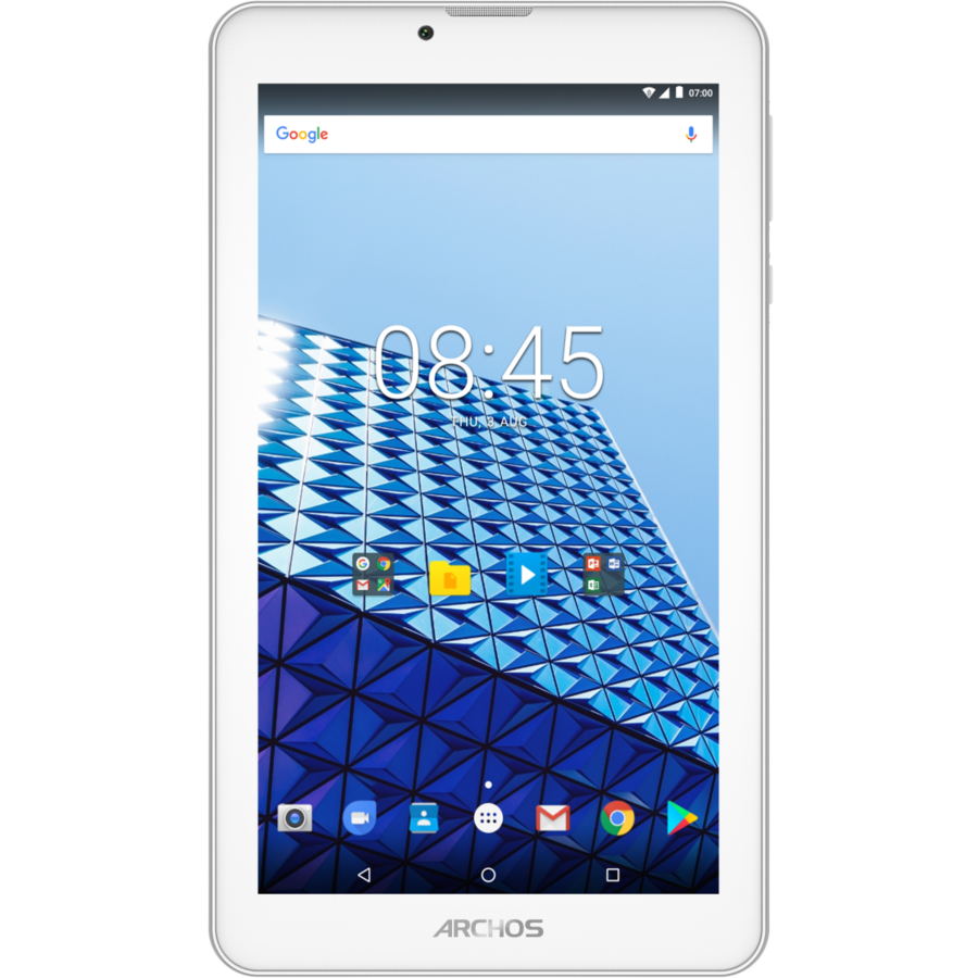 Tableta Archos Access 70, Procesor Quad Core 1.3GHz, TN Capacitive multitouch 7, 1GB RAM, 8GB Flash, 2MP, Wi-Fi, 3G, Dual Sim, Android