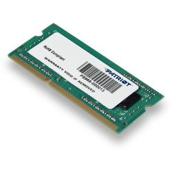 Memorie notebook Patriot Signature, 4GB, DDR3, 1600MHz, CL11, 1.5v