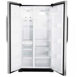 Hotpoint Side by side SXBHAE920, 510 l, H 178.8 cm, NoFrost, functie Super Freeze, display, clasa A+, silver