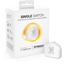 Fibaro Single Switch, certificat Apple HomeKit