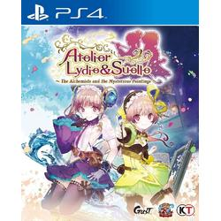 ATELIER LYDIE & SUELLE ALCHEMISTS AND THE MYSTERIOUS PAINTINGS - PS4