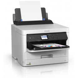 Imprimanta Epson WorkForce Pro WF-C5290DW, inkjet, monocrom, duplex, format a4, wireless