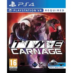 TIME CARNAGE (VR) - PS4