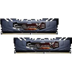 Memorie G.Skill Flare X (for AMD) 32GB DDR4 2400 MHz CL15 1.2v Dual Channel Kit