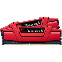 Memorie G.Skill Ripjaws V Red 8GB DDR4 3000MHz CL15 1.35v Dual Channel Kit