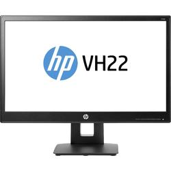 "Monitor TN LED HP 21.5"", Full HD, VGA, DVI, Display Port, VH22, Negru"