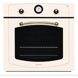 Indesit Cuptor incorporabil IFVR500OW, Electric, 60 l, Multifunctional, Grill, Clasa A, Bej