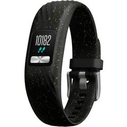 Bratara fitness Garmin Vivofit 4, Small/Medium, Speckle Negru