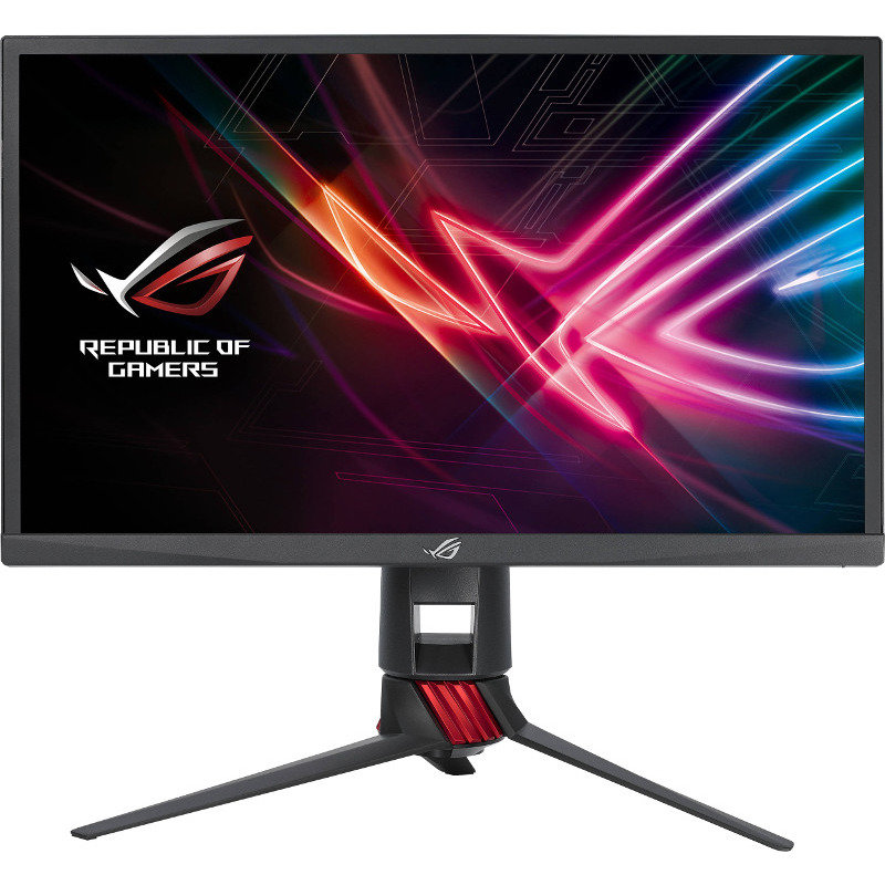 Monitor Gaming Asus XG248Q LED TN ROG Strix 23.8, Full HD, Display Port, 1ms, 240Hz, Negru