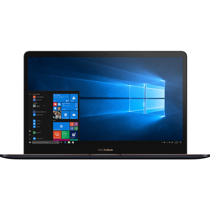 Ultrabook ASUS 15.6'' ZenBook Pro UX550GD, FHD, Procesor Intel® Core™ i7-8750H (9M Cache, up to 4.10 GHz), 8GB DDR4, 512GB SSD, GeForce GTX 1050 4GB, Win 10 Pro, Deep Dive Blue