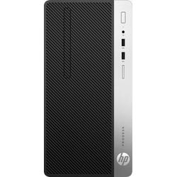 Sistem Desktop HP ProDesk 400 G5, Intel Core i5-8500 6 Core (3.00GHz, up to 4.1GHz, 9MB), Intel UHD Graphics, 4GB, 500GB HDD, FreeDOS