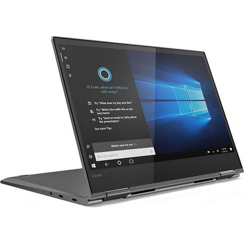 Laptop 2-in-1 Lenovo 13.3'' Yoga 730, FHD IPS Touch, Procesor Intel Core i5-8250U (6M Cache, up to 3.40 GHz), 8GB DDR4, 256GB SSD, GMA UHD 620, Win 10 Home