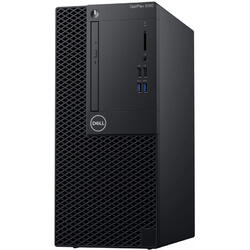 Sistem DELL OptiPlex 3060 MT,  Intel Core i3-8100 3.6GHz Coffee Lake, 4GB DDR4, 1TB HDD, GMA UHD 630, Ubuntu
