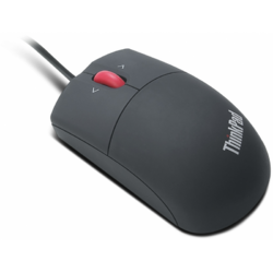 Lenovo Mouse Wired, Laser, Interfata USB
