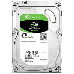 "Seagate HDD Barracuda, 3.5"", 2TB, SATA3, 7200rpm, 256MB"