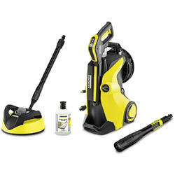 Aparat de spalat cu presiune Karcher K 5 Full Control Home, 2100 W, 145 bari, Sistem Quick Connect, Jet Vario Power, Plugn Clean