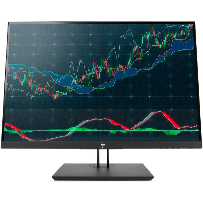 Monitor LED HP 1JS09A4 24 inch 5 ms Black USB-C