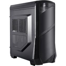 SPIRE Carcasa gaming, X2 GLADIATOR, without PSU
