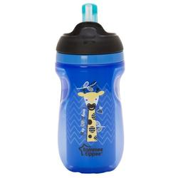 Tommee Tippee Explora Isotherm Straw Blue 260ML