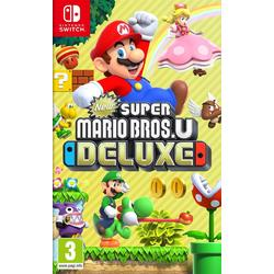 NEW SUPER MARIO BROS U DELUXE - SW