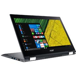 "Laptop 2 in 1 Acer Spin 5 Pro SP513-52NP-81C6 cu procesor Intel® Core™ i7-8550U pana la 4.00 GHz, Kaby Lake R, 13.3"", Full HD, IPS, Touch, 16GB, 256GB SSD, Intel® UHD Graphics 620, Microsoft Windows 10 Pro, Steel Gray"