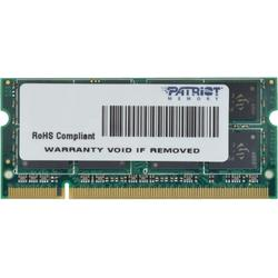 Patriot Memorie notebook 2GB 800MHz DDR2