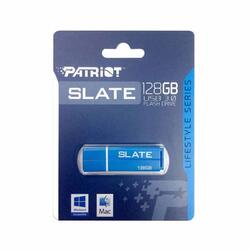 Patriot Memorie USB Slate 128GB USB3, Blue, Sleek ABS plastic housing