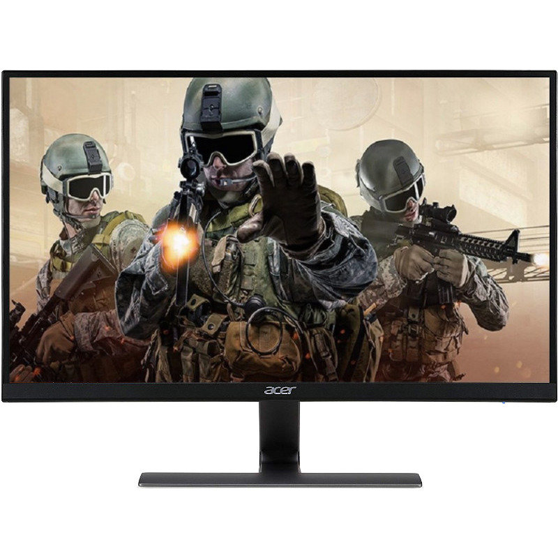 Monitor LED Acer Gaming Nitro RG270bmiix 27 inch 1 ms Black FreeSync 75Hz
