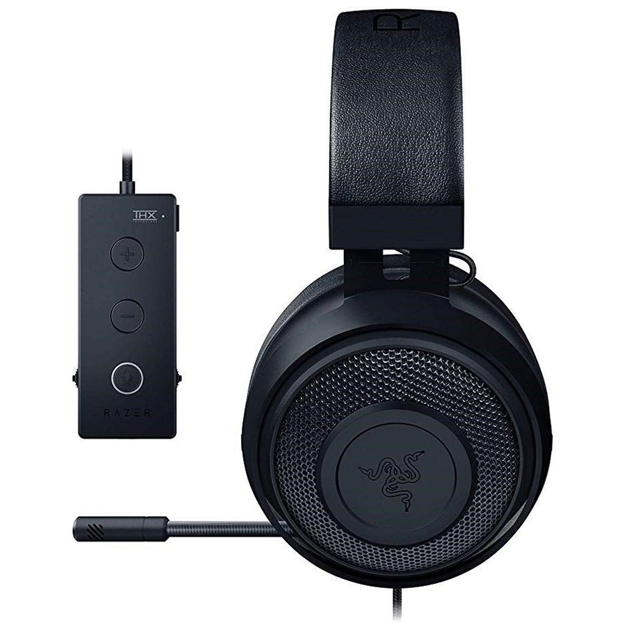 Casti Gaming Razer Kraken Tour Edition Black