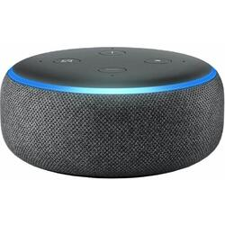 Boxa portabila Amazon Echo Dot 3, Negru, (Eco Dot3)