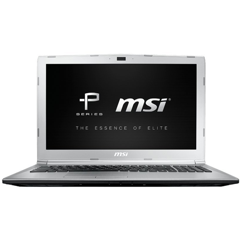 Laptop MSI Prestige 15,6' FHD, Intel Core i5-7300HQ, 8GB DDR4, 1TB HDD, nVidia GeForce MX150_2GB, Windows 10, Silver