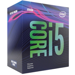 Procesor Intel Core i5-9400F, Hexa Core, 2.90GHz, 9MB, LGA1151, no VGA, BOX