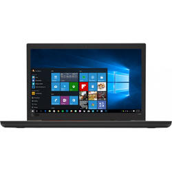 Laptop Lenovo 15.6'' ThinkPad L580, FHD IPS, Procesor Intel Core i5-8250U, 8GB DDR4, 256GB SSD, GMA UHD 620, Win 10 Pro, Black